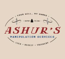 Ashur's Manipulation Services by backinajpg