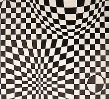 Vasarely: Black & White by vict1998