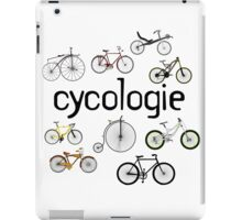 cycologie iPad Case/Skin