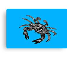 Maryland Blue Crab Canvas Print