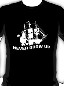 Peter Pan - Never grow up T-Shirt
