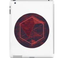 Thinking of a Foreign Girl iPad Case/Skin