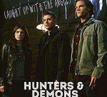 Hunters & Demons by littlemirmaid