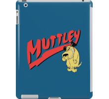 Mutley iPad Case/Skin