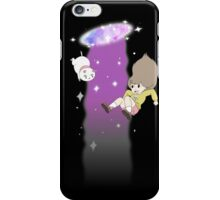 Bee and Puppycat in Fishbowl Space iPhone Case/Skin