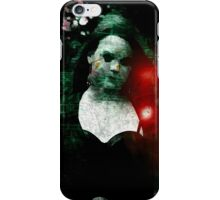 Dark Lady Programmed to Laugh iPhone Case/Skin