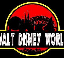Walt Disney World (Jurassic Park) by KingOfEpicocity