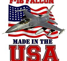 F-16 Falcon  by Mil Merchant
