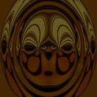 Curvilinear Project No. 306 ( The Matriarch ) by CurvilinearArt