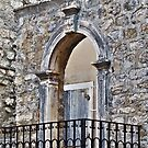 Gate and Arch, Kotor, Montenegro by Gerda Grice