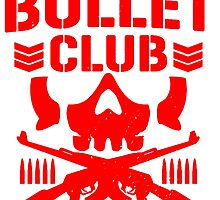 Bullet Club! (WOLFPACK) by WRASSLEMANIAC
