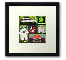 How To Ghost Busters Framed Print