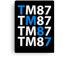 tm87 Canvas Print