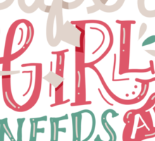 Paper Towns: Paper Girl Sticker