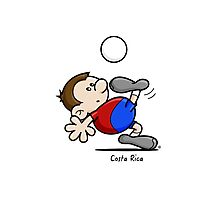 2014 World Cup - Costa Rica Photographic Print
