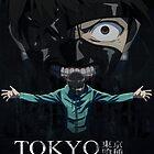 Tokyo Ghoul - Kaneki Masked by 666hughes