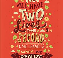 Two Lives by Risa Rodil