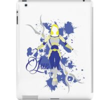 Lux, the Lady of Luminosity iPad Case/Skin
