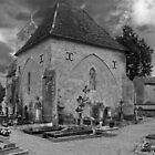 Saint Hilaire Chapel   by James  Key