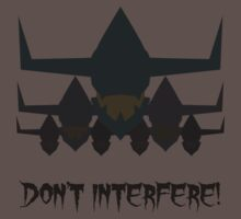 Digimon- Don't Interfere by Goldie199