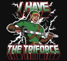 I Have the Triforce by Olipop