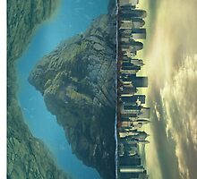 Floating City by SylvanH