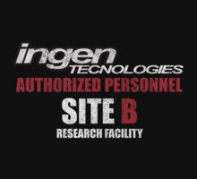 INGEN Research Facility by morph99