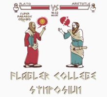 Flagler College Symposium T-Shirt