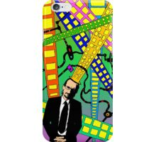 Hariton Pushwagner iPhone Case/Skin