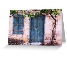 Forsaken House II Greeting Card