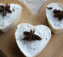 handmade soap heart by spetenfia