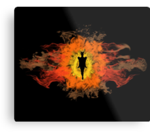 The Dark Lord of Mordor Metal Print