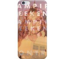 Vampire Weekend Overlay iPhone Case/Skin