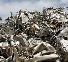 scrap metal by spetenfia