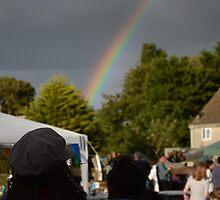 Watching the Rainbow  by Ava Fernandez