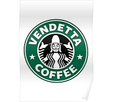 Vendetta Coffee Poster