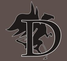 D for Dragon (Simple) T-Shirt