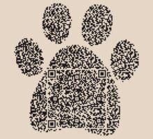 QR Pawprint by OldManLink