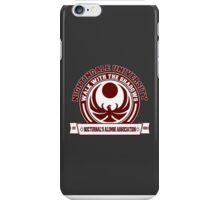 Nightingale University iPhone Case/Skin