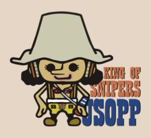 One Piece - King of Snipers - Usopp [New World Edition] by Sandy W