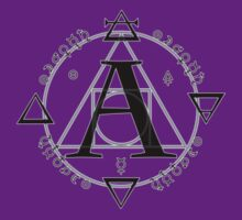 A is for Alchemy (Simple) T-Shirt ONLY by wwwdotinternets