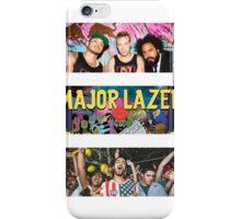 Major lazer iPhone Case/Skin