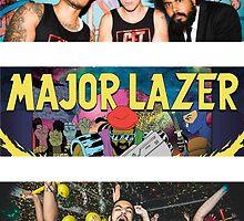 Major lazer by kalakta