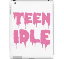 Marina and The Diamonds - Teen Idle (Pink) iPad Case/Skin