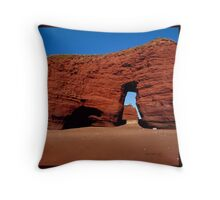 Riches of Nature Throw Pillow