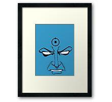Doc Manhattan - Watchmen Framed Print