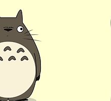 Totoro  by limon93
