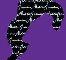 Jasmine by LadyDDesign