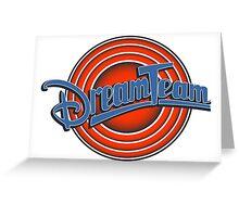 Dream Team Greeting Card