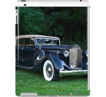 Classic Packard Phaeton iPad Case/Skin